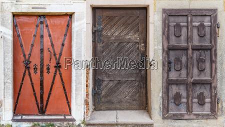 legno porta porte temporale vecchio fondale
