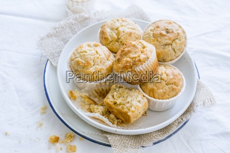 four cheese muffins