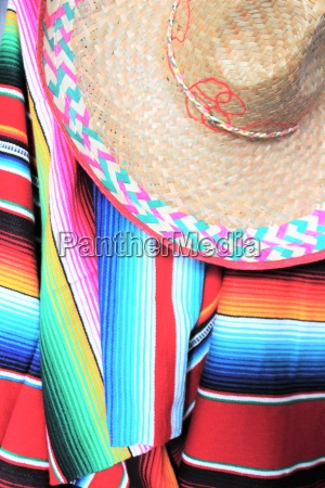 poncho serape background mexican cinco de