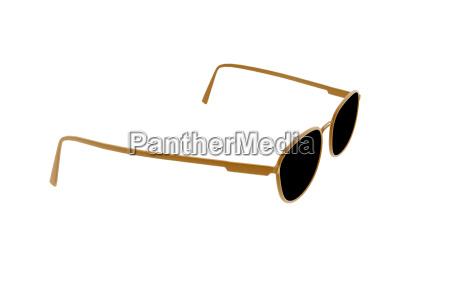 sonnenbrille freigestellt