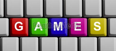 keyboard games online