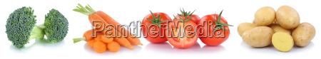 vegetable potatoes carrot tomatoes eating free