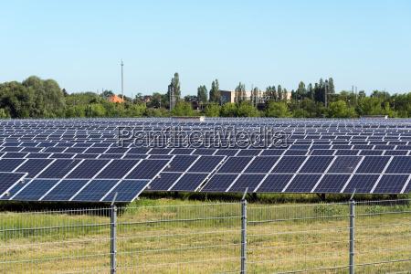 solar plants in germany