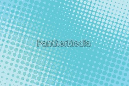 blaue pop art halbton hintergrund