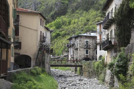 the village of la brigue roya