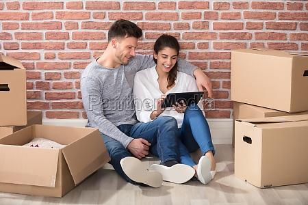 casa costruzione nuovo digitale scatola scatolame
