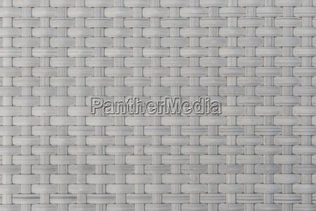 texture of plastic rattan weaving design