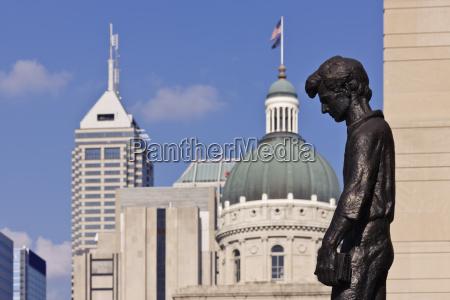 turm bauten statue kuppel usa juengling