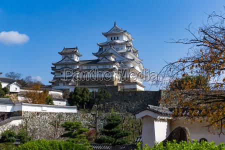 japanese old himeiji castle