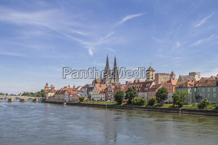 regensburg hauptstadt der oberpfalz