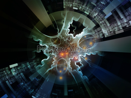conceptual space emitter