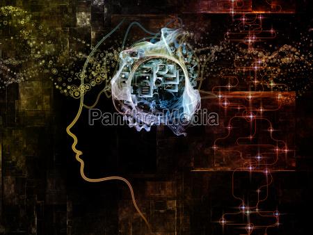 glow of machine consciousness