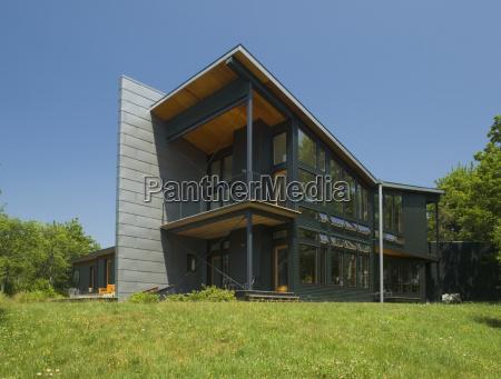 haus gebaeude architektonisch modern moderne usa