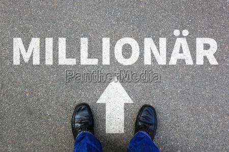 millionaer reich reichtum erfolg erfolgreich karriere