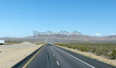 interstate 40 in arizona vereinigte staaten