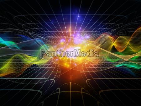 energy of information stream
