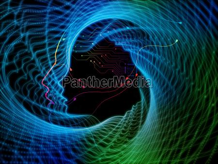 evolving, machine, consciousness - 22620057