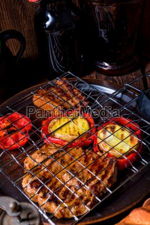 grilling fiesta