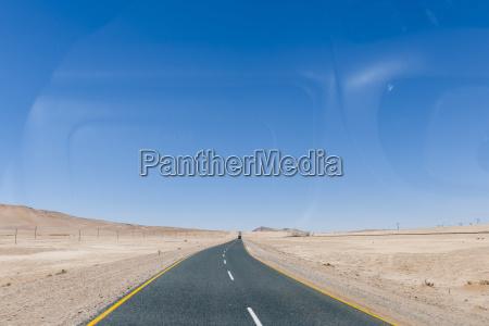 namibia namib desert road b4 southeast