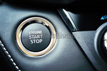 motorstart stopp taste