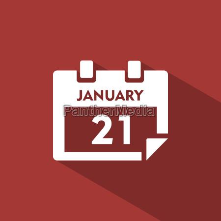 kalendersymbol fuer ereignisse