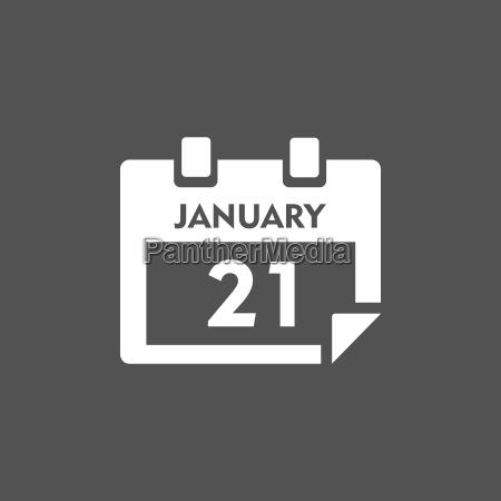 kalender symbol fuer veranstaltungen