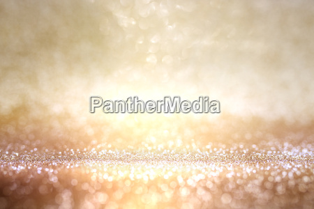 abstract, gold, and, silver, bokeh, background - 22683213