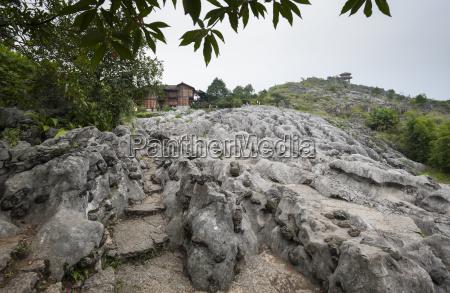 xinwen stone sea global geo park