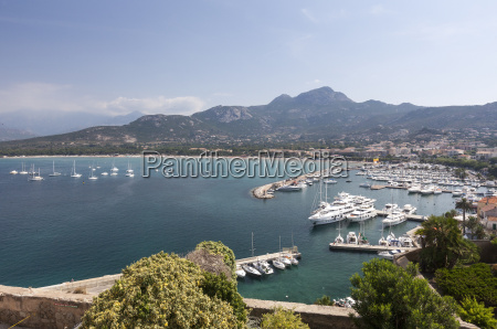 view of the harbor in the
