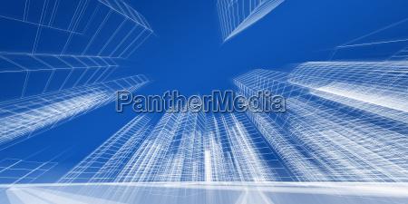 city concept 3d