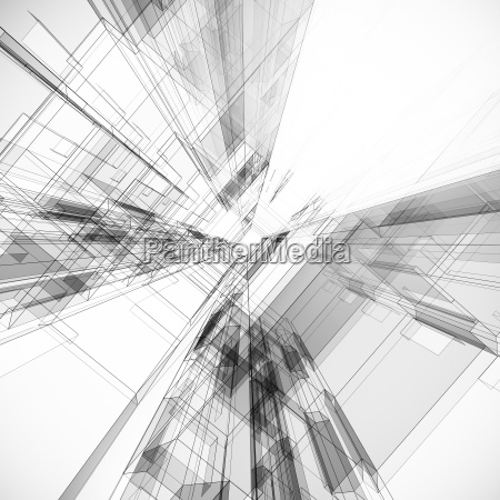abstract project concept image