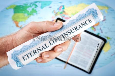 eternal life insurance