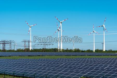 erneuerbare energien und stromtrassen in deutschland