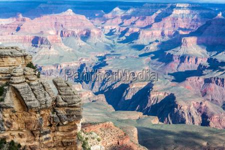 beautiful grand canyon landscape