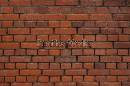 backsteinwand als hintergrund