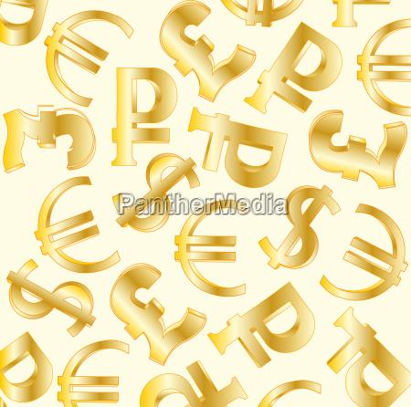 symbols money sign