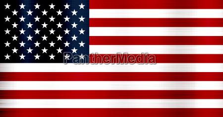 vereinigte staaten flagge metall textur