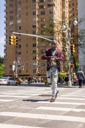 usa new york city manhattan