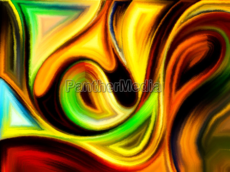 acceleration of paint