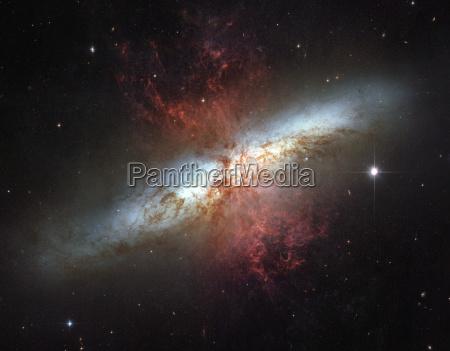 space weltall universum nacht nachtzeit staub