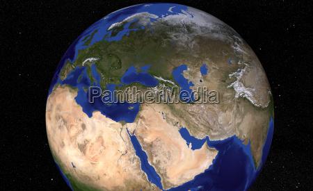 space asien europa weltraum wasser h2o