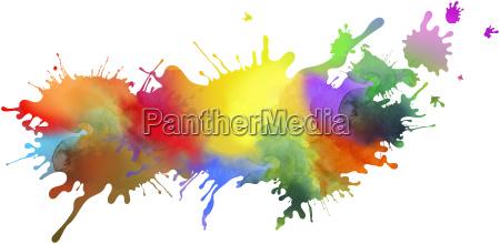 blotchy rainbow free