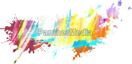 colors rainbow free pattern