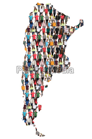 argentina map people people group people