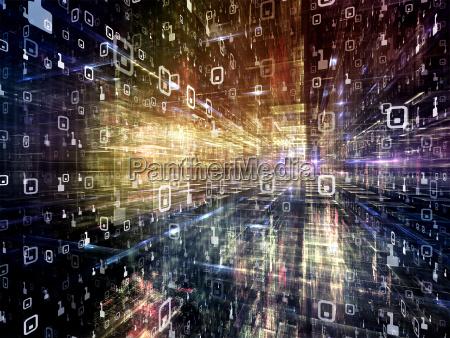 complex digital world