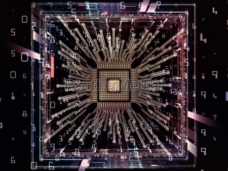 working digital processor