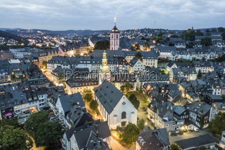 city of siegen germany