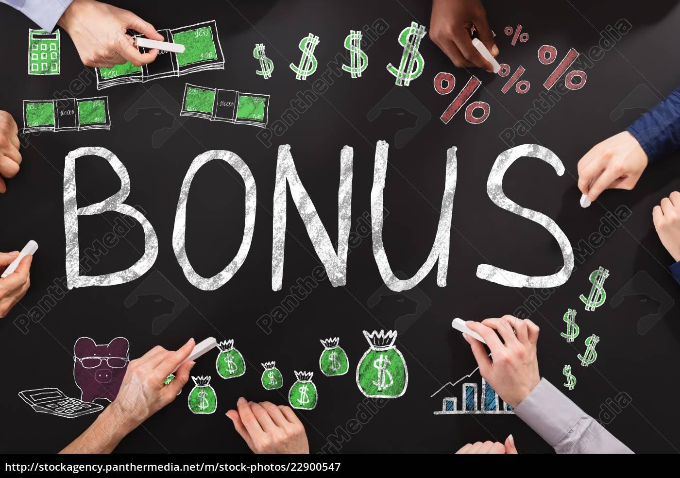 bonus, und, mitarbeitervergütungskonzept - 22900547