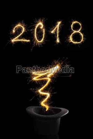 magisches neujahr 2018