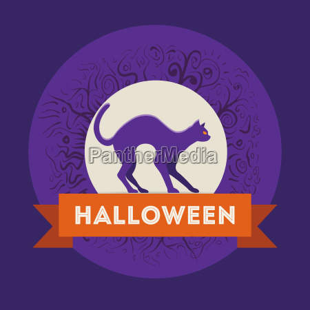 vektor halloween design